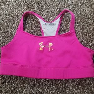 Girls Under Armour Sports bra